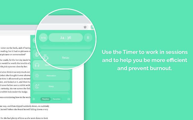 Noisli Chrome Extension